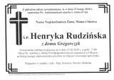 Henryka Rudzińska