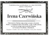 Irena Czerwińska