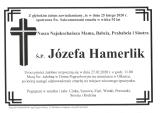 Józefa Hamerlik