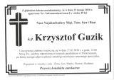 Krzysztof Guzik