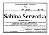 Sabina Serwatka