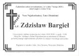 Zdzisław Bargieł