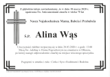 Alina Wąs