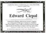 Edward Ciepał