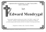 Edward Mendrygał