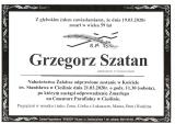 Grzegorz Szatan