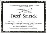 Józef Smętek