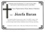 Józefa Baran