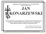 Jan Konarzewski