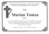 Marian Tomza