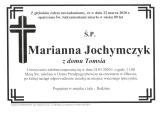 Marianna Jochymczyk
