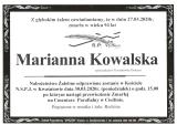 Marianna Kowalska