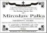 Mirosław Pałka