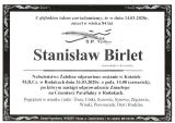 Stanisław Birlet