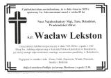 Wacław Lekston