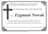 Zygmunt Nowak