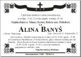Alina Banyś