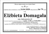 Elżbieta Domagała