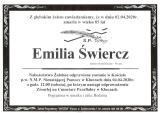 Emilia Świercz