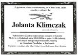 Jolanta Klimczak