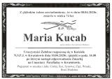 Maria Kucab