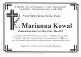 Marianna Kowal
