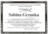 Sabina Grzanka