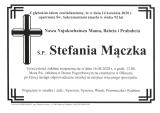 Stefania Mączka