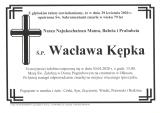 Wacława Kępka