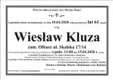 Wiesław Kluza