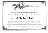 Adela Hat