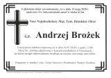 Andrzej Brożek