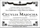 Cecylia Majocha