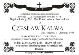 Czesław Kałwa