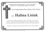 Halina Lisiak