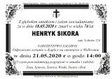 Henryk Sikora