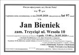 Jan Bieniek