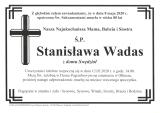Stanisława Wadas