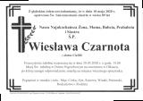 Wiesława Czarnota