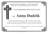Anna Dudzik