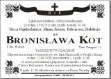 Bronisława Kot