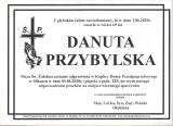 Danuta Przybylska