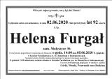 Helena Furgał