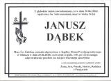 Janusz Dąbek