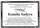 Kamila Sadera