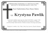 Krystyna Pawlik