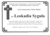 Leokadia Syguła