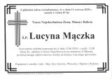 Lucyna Mączka