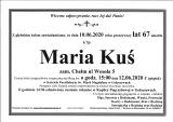 Maria Kuś