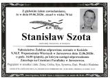 Stanisław Szota